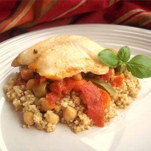 Марокканская рыба