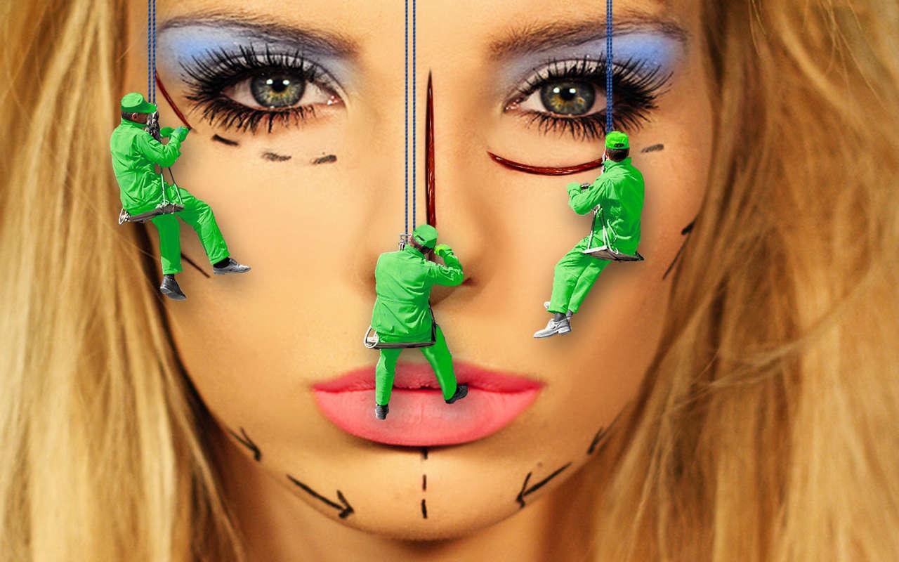 картинки смешные для рекламы работы косметологов намечавшийся раннее