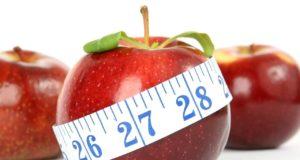 яблоко метр