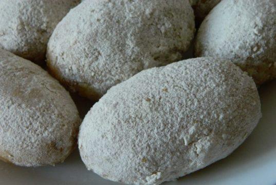 Картофель, запеченный в панировке